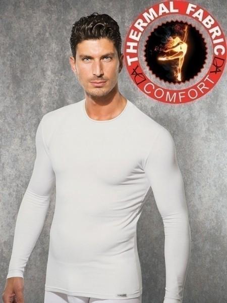 DOREANSE Viloft Likralı Termal Uzun Kol T-Shirt