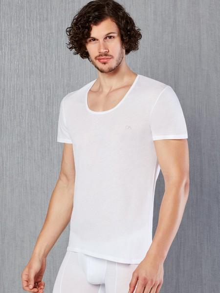 Erkek % 100 Pamuk T-Shirt