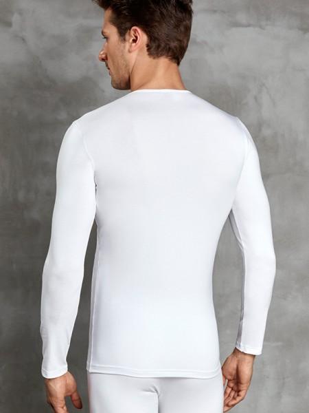 Erkek Uzun Kol İnce Termal T-Shirt