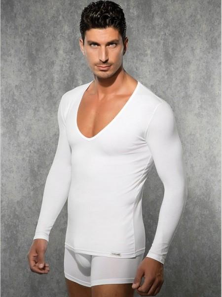 Likralı Modal Erkek T-Shirt