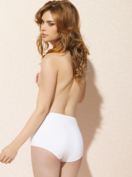 Likralı Modal Kadın Slip