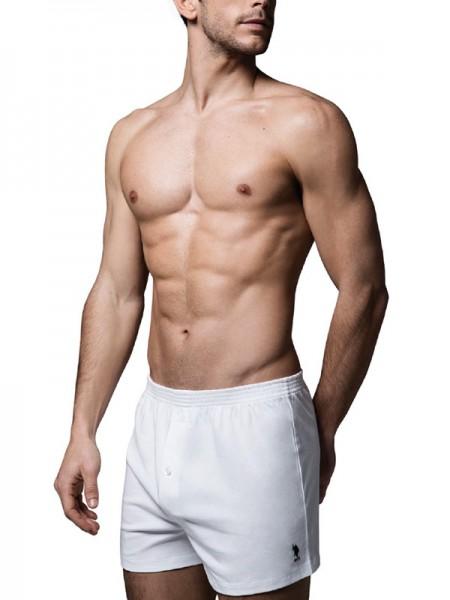 %100 Pamuk Erkek Boxer Şort