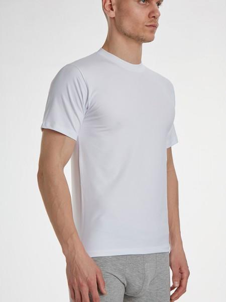 Likralı Modal Pamuk T-Shirt